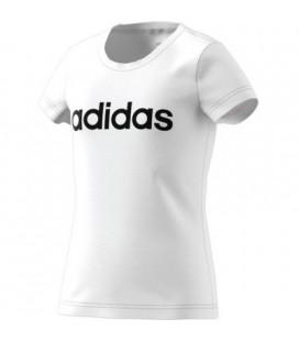 T-skjorter Barn Adidas Youth Girl Lin Tee DV0357