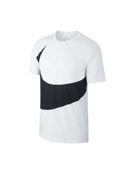 T-skjorter og Pique Herrer Nike Sportswear Swoosh Mens Tee AR5191