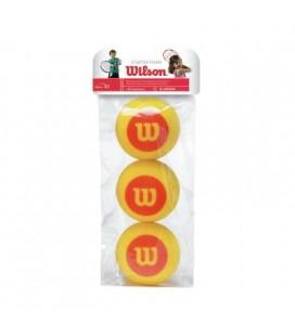Wilson Starter Foam Tennisballer 3pk