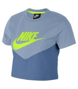 Nike Sportswear Womens Short-Sleeve