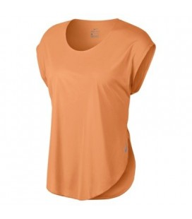 T-skjorter, Topper og Pique Nike City Sleek Womens Short-Sleeve AT0821