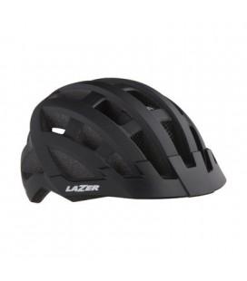 Voksen Sykkelhjelm Lazer Helmet Compact DLX BLC219788519