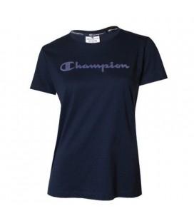 Champion Crewneck T-Shirt Dame
