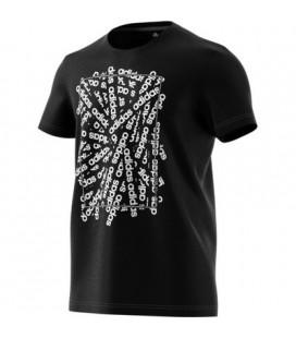 T-skjorter og Pique Herrer Adidas Scatter T-skjorte Herre DV3042