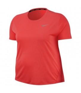 Nike Dry SS Miler Top Dame Plus strl