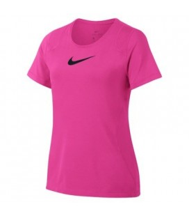 T-skjorter Barn Nike Pro SS T-skjorte Jr AQ9035