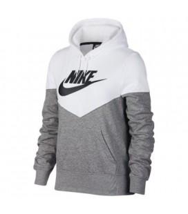 Fleece Damer Nike Sportswear Womens Fleece Hood AR2509