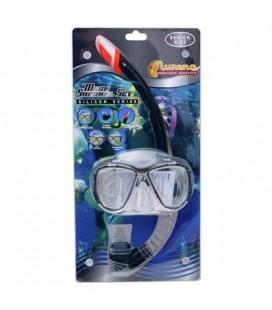 Spill & lek Murena Maske Snorkelsett 311-11020