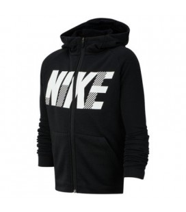 Treningsjakker Barn Nike Dry GFX FullZip Hoodie Jr BV3789