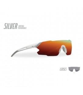 Sykkelbriller Northug Perfomance Silver Standard PN05004