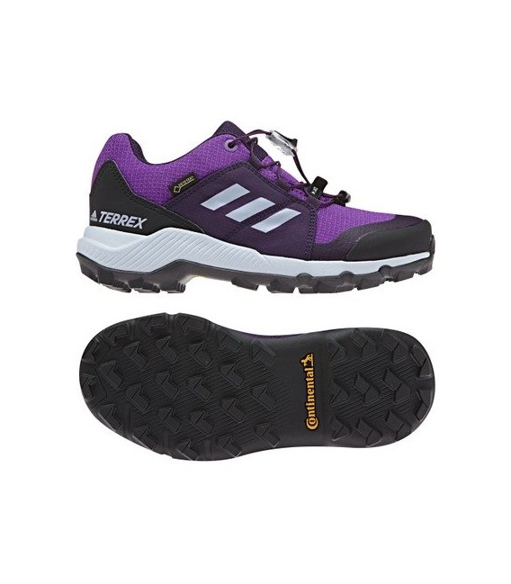 Adidas Terrex GTX Kids Purple
