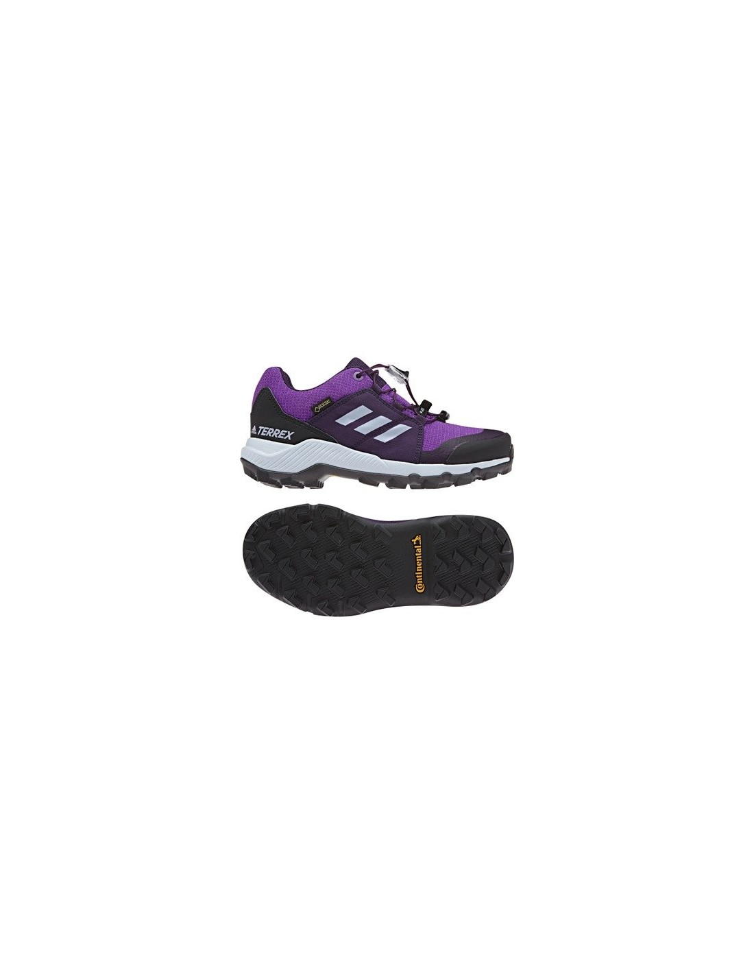Hikingsko Barn&Junior Adidas Terrex GTX Kids Purple BC0600 999 kr