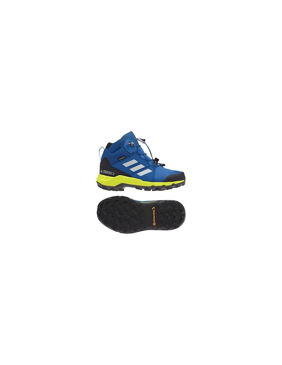 Hikingsko Barn&Junior Adidas Terrex Mid GTS Junior Blue BC0596 1,099.00