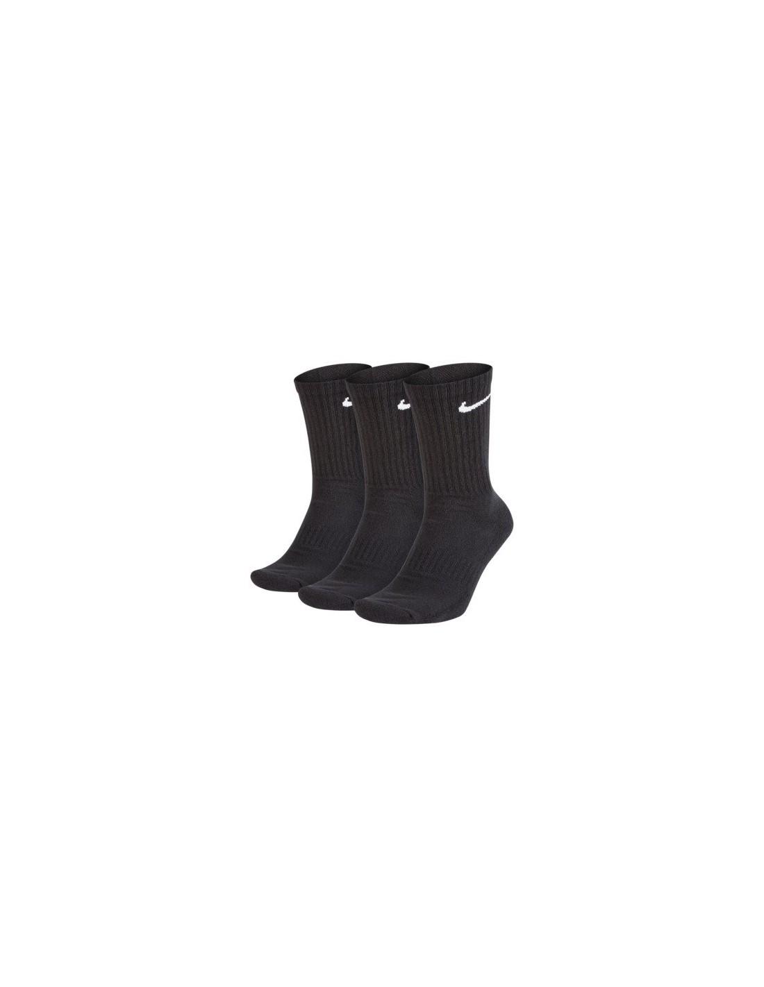 Bomullssokker Nike Everyday Cushion Crew Training Sock 3pk  SX7664 129 kr