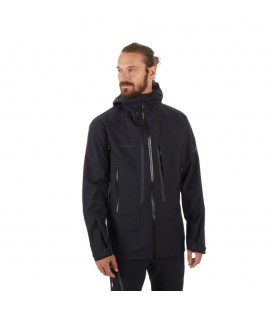 Mammut Masao HS Hooded Jacket Herre
