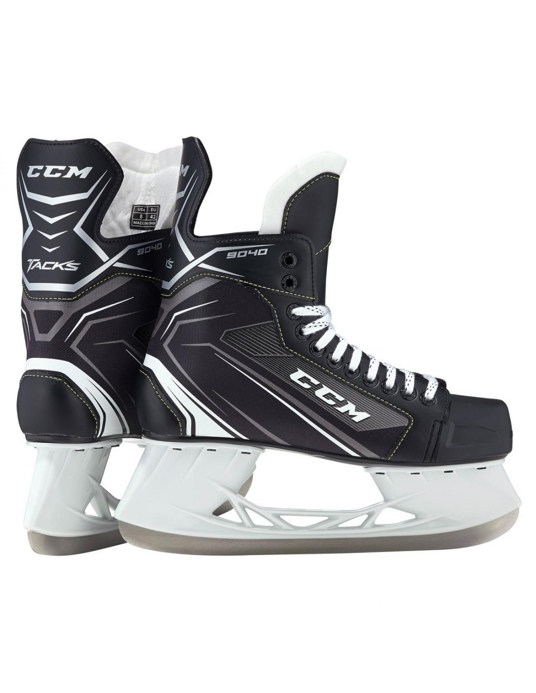 Skøyter & Ishockey CCM Hockeyskøyter SK9040 Junior SK9040JR 679 kr