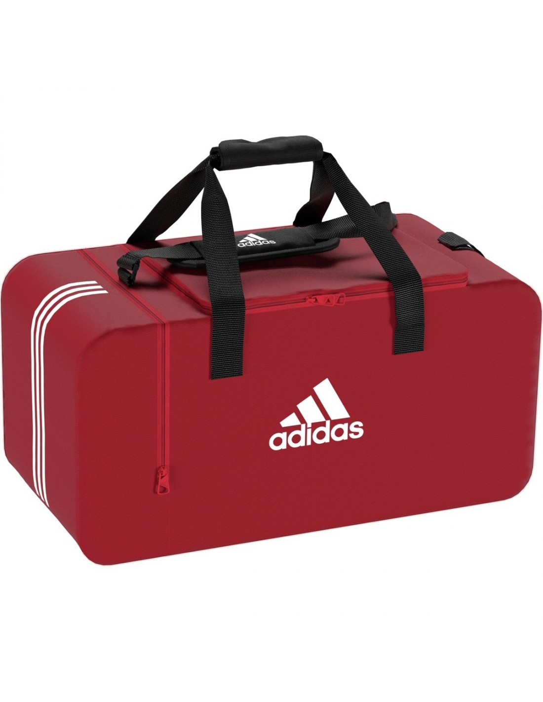Bag 31-50L Adidas Tiro Duffle Bag Rød S DU1985 379 kr