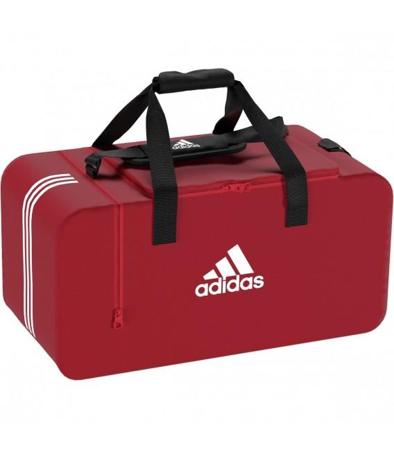 Bag 31-50L Adidas Tiro Duffle Bag Rød M DU1987 449 kr