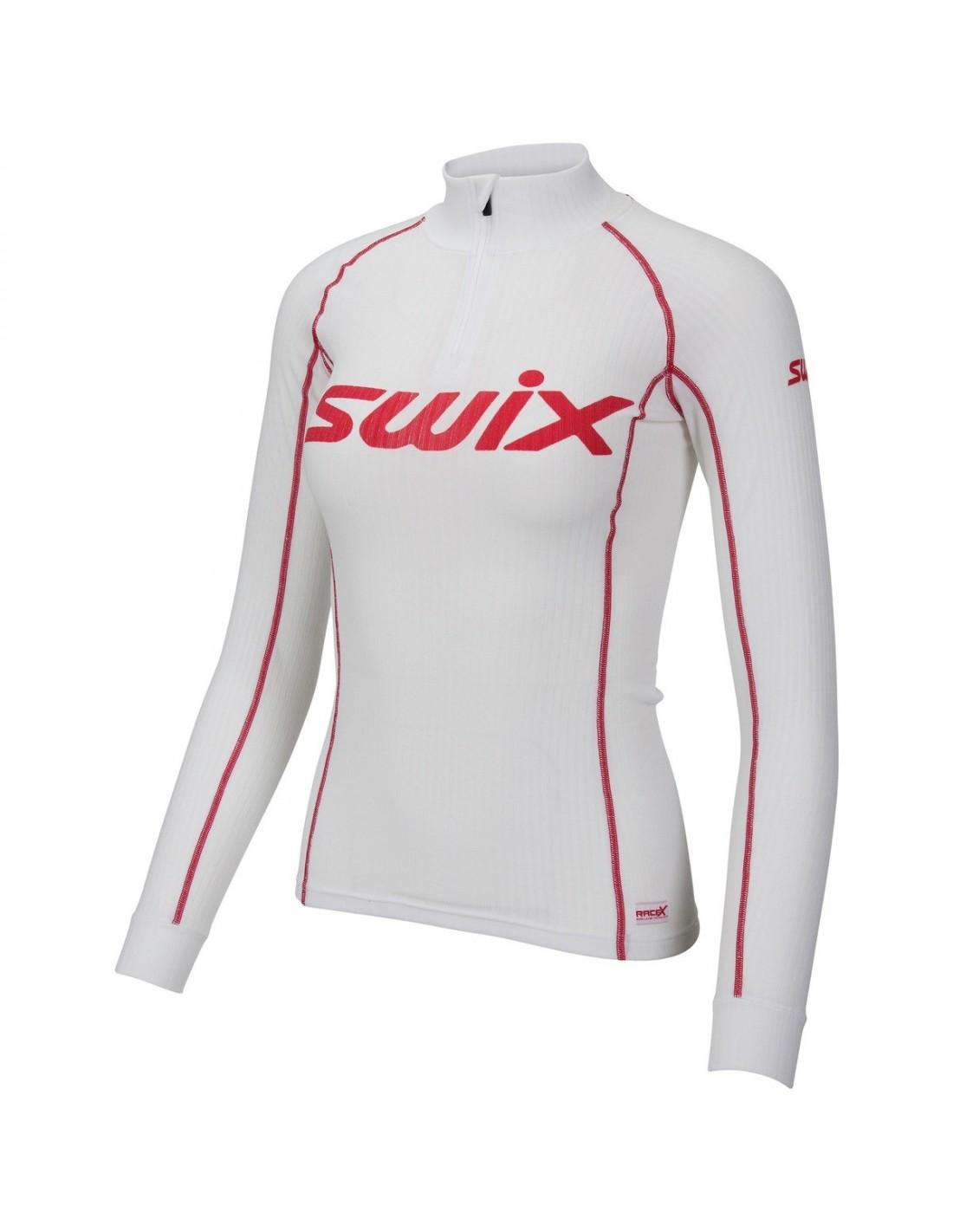 Polyestertrøye till Damer Swix RaceX BodyW HZ Dame 40826 449 kr
