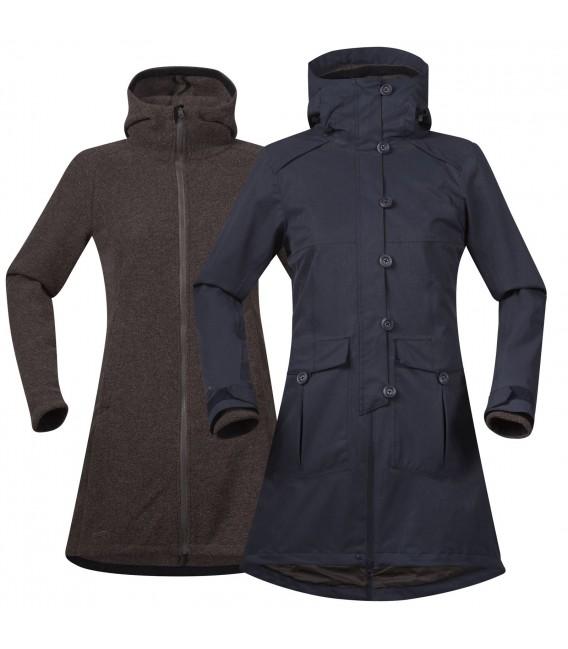 Bergans Bjerke 3 in1 Lady Coat