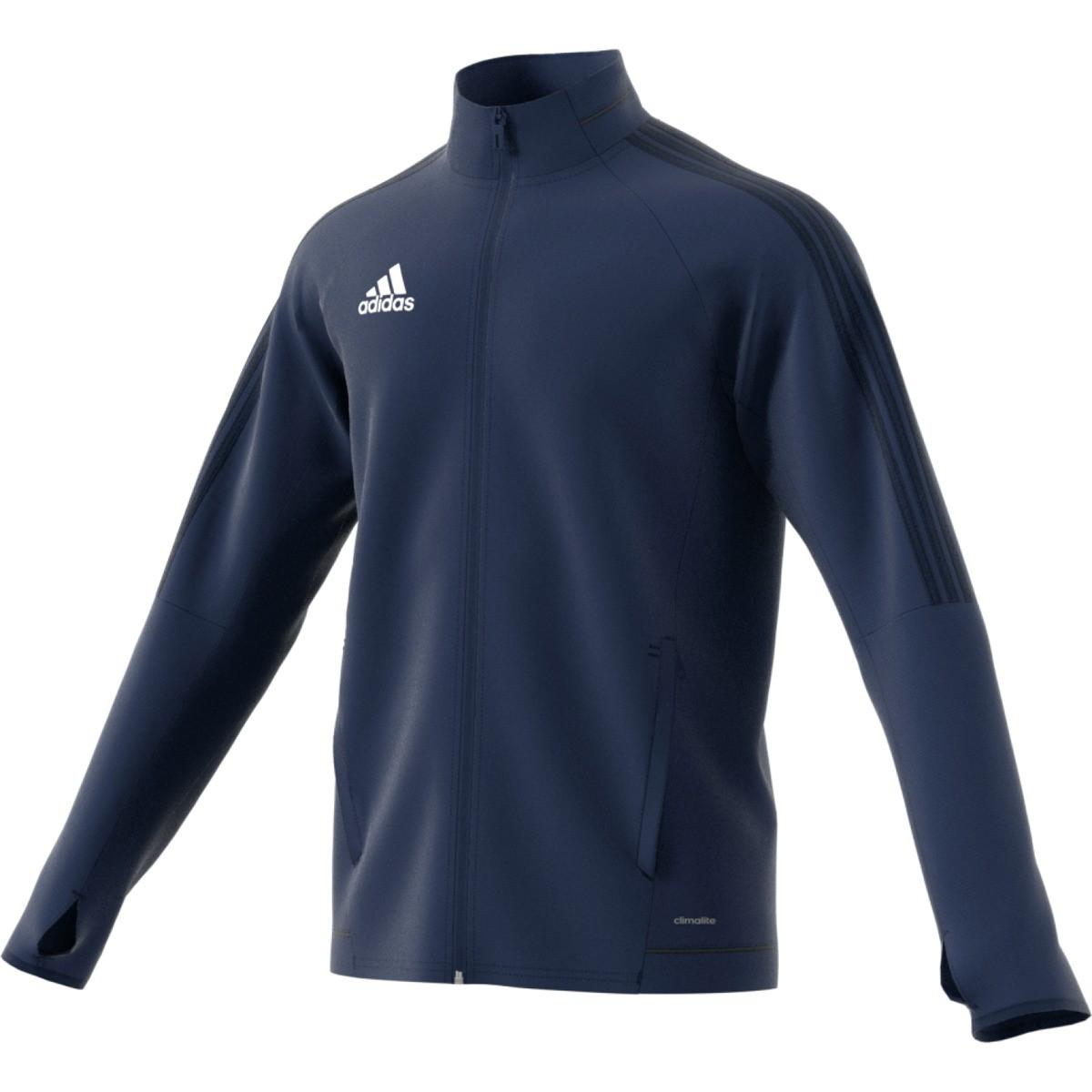 Adidas Tiro17 Trg Jacket | SportsDeal