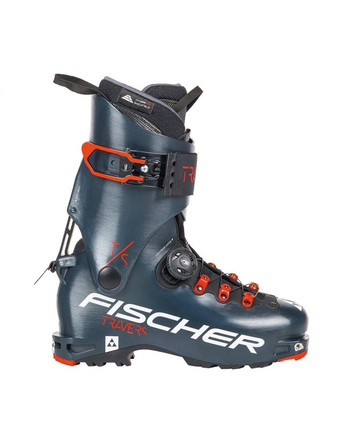 Alpinstøvler Voksen Fischer Travers TS Randoneestøvel U18619 5,999.00