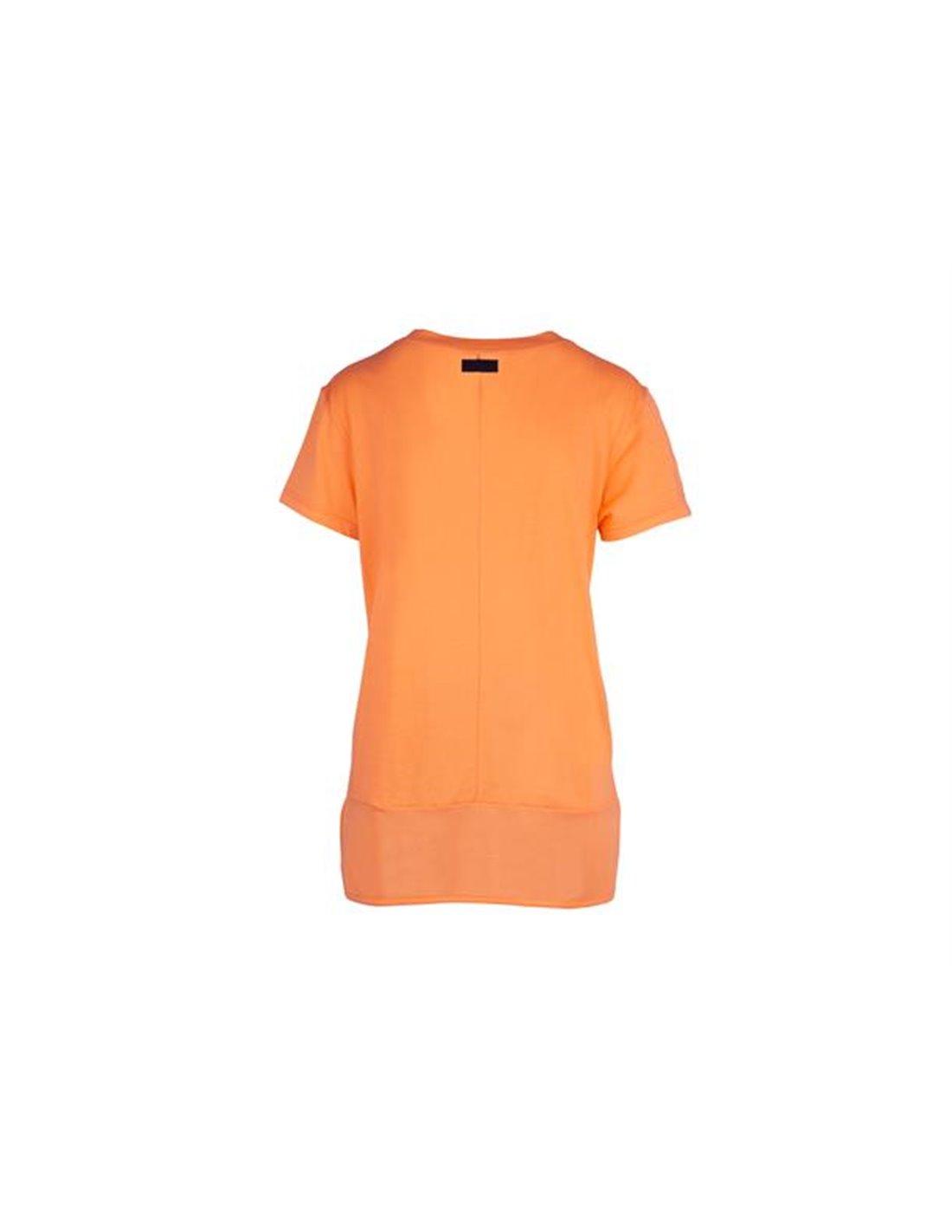 Twentyfour Mellow Mesh T-Skjorte Dame