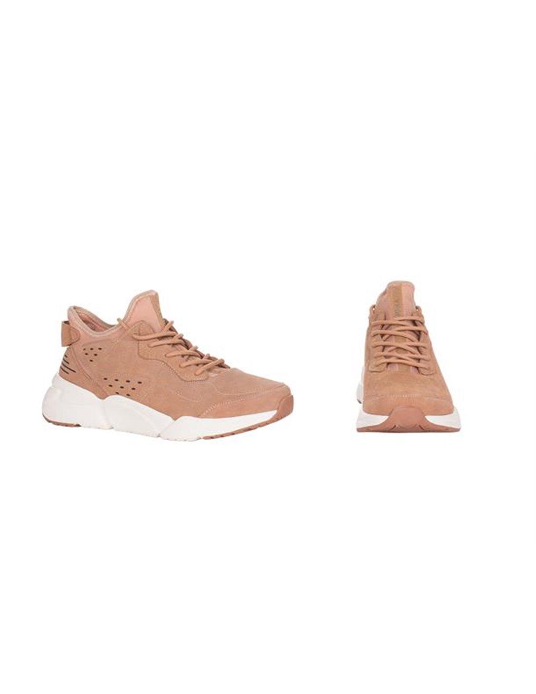 Twentyfour Leather Sneaker Dame