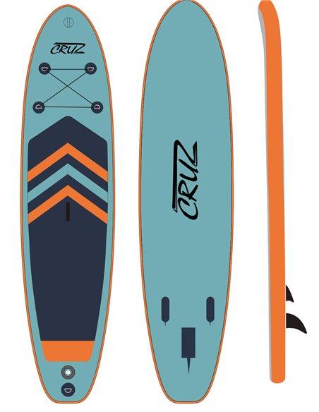 Cruz Stand Up Paddleboard Oppblåsbar (SUP) Jr