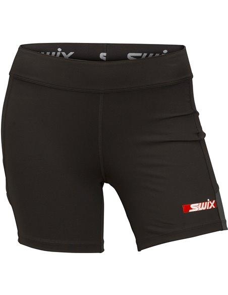 Swix Carbon Short Tights Dame