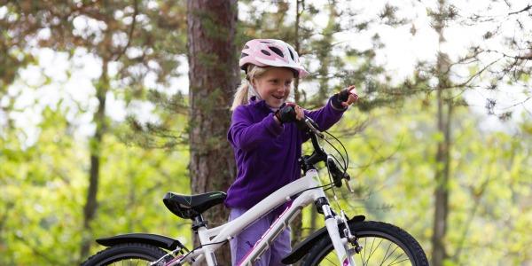 Hvordan velge riktig størrelse på Sykkel - Barn & Junior