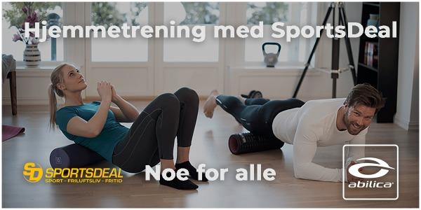 Hjemmetrening med SportsDeal